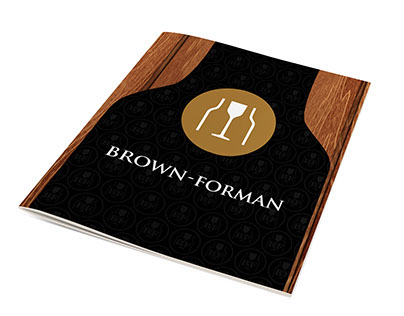 annual report for existing company, Brown-Forman