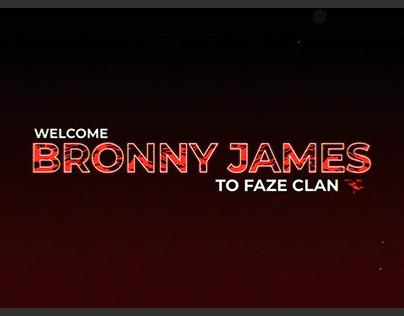 Introducing FaZe Bronny