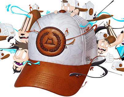 MACTIVO HATS COFFIE EDICION