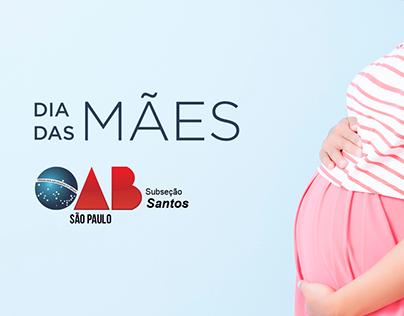 Dia das Mães - OAB Santos