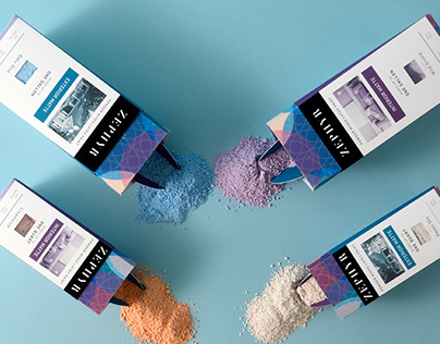 Zephyr Powder Paints