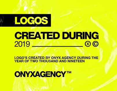 Onyx Agency__ Logo Designs [2019]