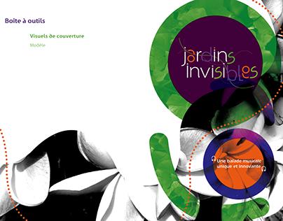 Jardins Invisible / Identité Visuelle