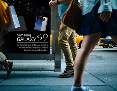 Samsung S9 Ads