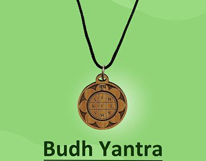 Budh Yantra Locket