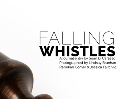 Falling Whistle Editorial