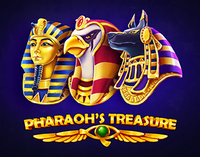 Pharaoh's Treasure - Slot Game