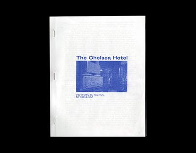 The Chelsea Hotel zine