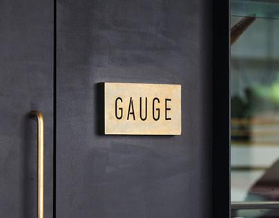 Gauge — Website 2.0