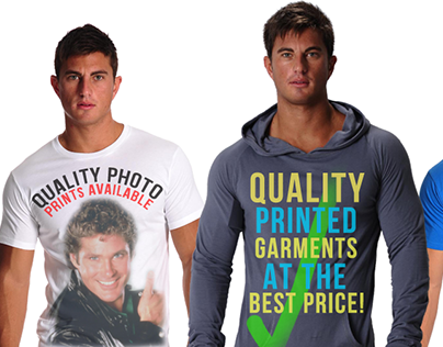 Benefits Of Custom Printed Clothing