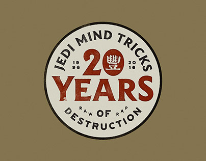 JEDI MIND TRICKS | 20 Years Of Destruction