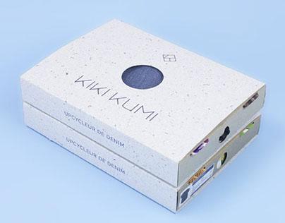 Kikikumi T-shirt box