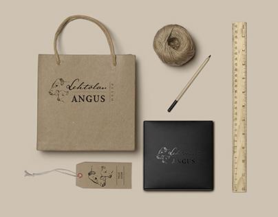 Lehtolan Angus logo