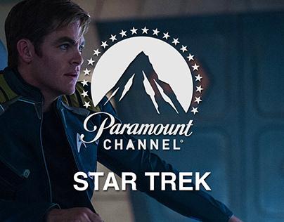 Ogilvy per Paramount Channel   Star Trek