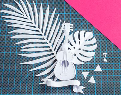 Paper Design - Carnival