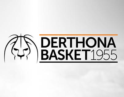 Rebranding DERTHONA BASKET