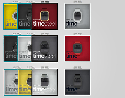 Pebble Time Packaging