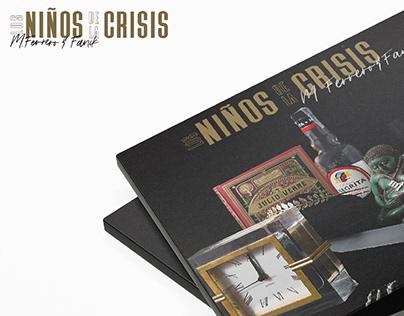 CD Cover - M.Ferrero & Fanik Los niños de la crisis