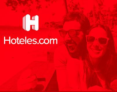 Likes por Convivir. Hotels.com.