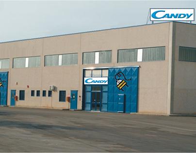 Nhà máy sản xuất công ty CAndy