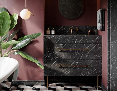 Bathroom Design 01