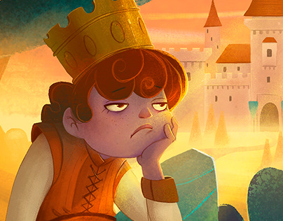 I DON'T WANT TO BE KING