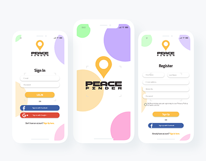 Peace Finder ( Scout Your Dream Home)