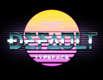 DEFAULT Typeface