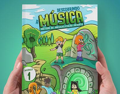 Ilustração - Descobrindo a Música