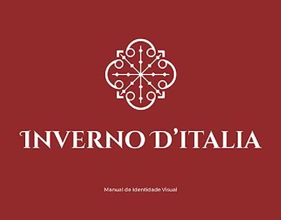 MIV: Inverno D'Italia (Redesenho de Marca)
