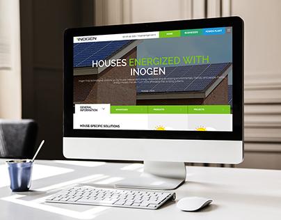 Inogen Responsive Web Design
