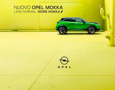 Nuova Opel Mokka - Custom rich media display - SkyTG24