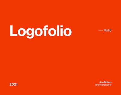 Logofolio vol 6 — 2020/2021