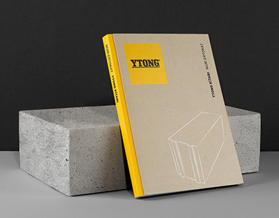 YTONG / Editorial Design