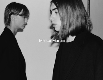 Maison Martini - Brand Identity