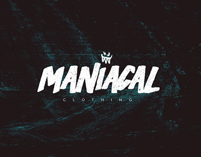 Maniacal - Clothing Brand
