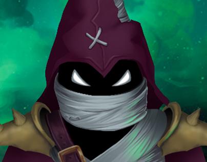 Twitch Channel Identity: GasparYTB