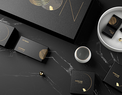 Mid-Autumn Tea Gift Packaging Design | Youngmo Design