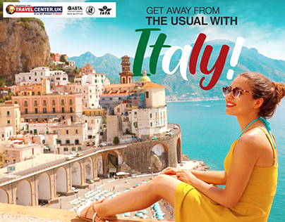 Get away from the usual with Italy!