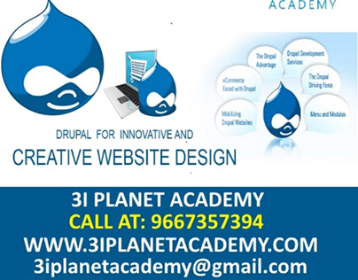 Drupal Training in Udaipur | Drupal CMS Training | Drup