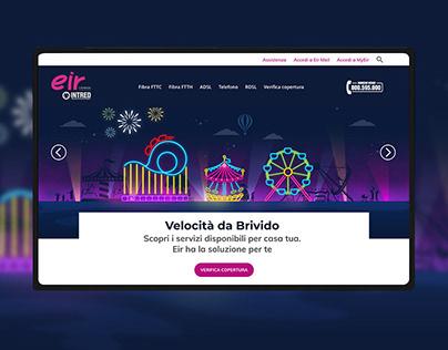 EIR - Telecommunication website