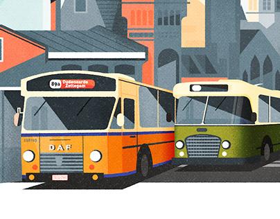 Art Deco Transport