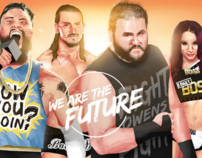 The Future of the WWE