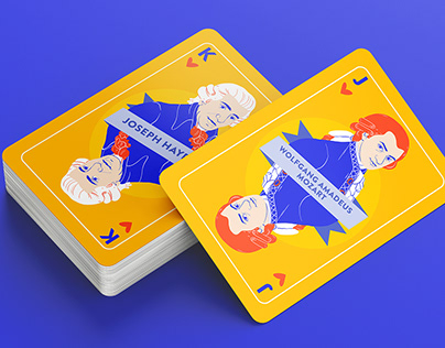 Playing Cards Austrian Edition