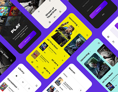 Play App Design
