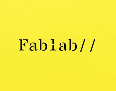 Fablab_Typeface