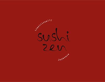 Sushi Zen - 30Day Logo Challenge