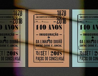 140 Years of Douro Railway