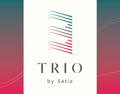 TRIO / Property Logo