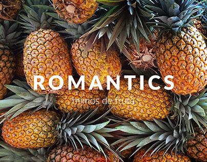 Romantics  |  Lettering